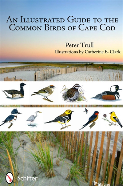 An Illustrated Guide to the Common Birds of Cape Cod - Peter Trull