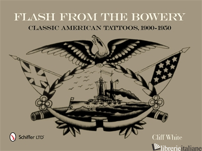 Flash from the Bowery - CLIFF WHITE