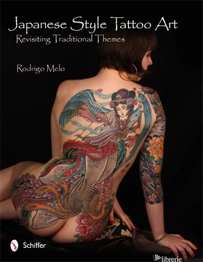 Japanese Style Tattoo Art - RODRIGO MELO