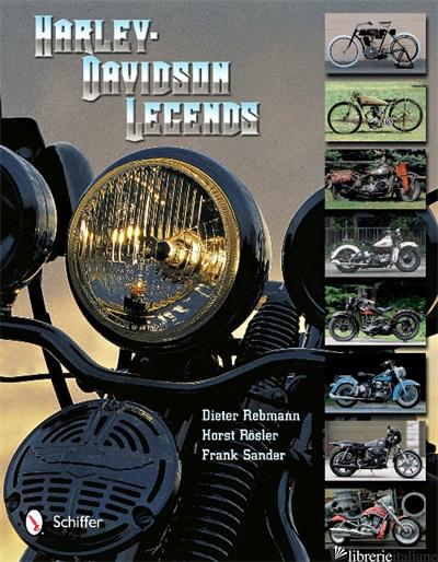 Harley-Davidson Legends - REBMANN