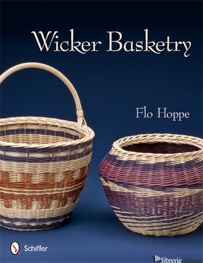 WICKER BASKETRY - HOPPE