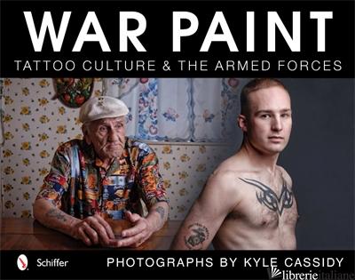 War Paint - CASSIDY