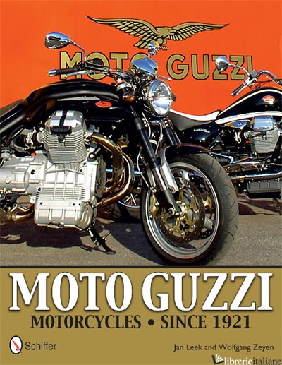 Moto Guzzi Motorcycles - Jan Leek