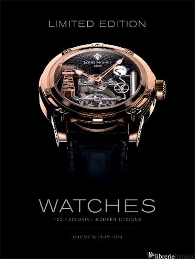 Limited Edition Watches - Steven Huyton