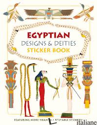 EGYPTIAN DESIGNS & DEITIES - AA.VV