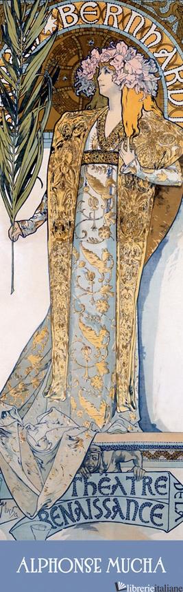 Alphonse Mucha: Gismonda Bookmark -