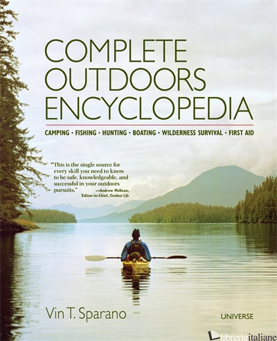 COMPLETE OUTDOORS ENCYCLOPEDIA - VIN T. SPARANO