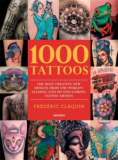 1,000 Tattoos - Frederic Claquin