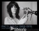 PATTI SMITH 1969-1976 - JUDY LINN