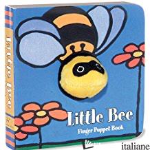 LITTLE BEE FINGER PUPPET BOOK -