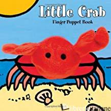 LITTLE CRAB FINGER PUPPET BOOK - BY IMAGEBOOKS