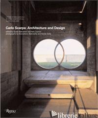 CARLO SCARPA: ARCHITECTURE AND DESIGN  - BELTRAMINI