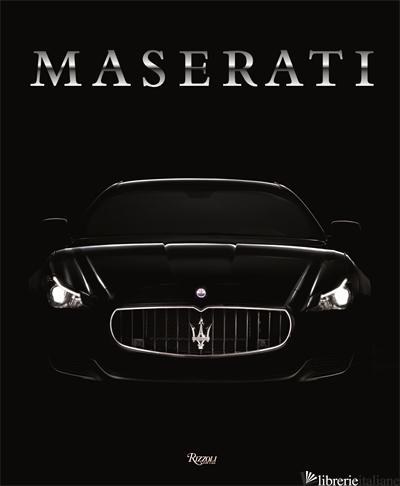 MASERATI - Roberto Iasoni and Roberto Carrer
