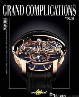 GRAND COMPLICATIONS XI - Tourbillon International