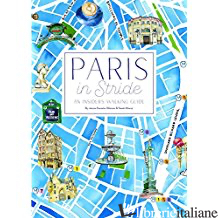 Paris in Stride - Moroz, Sarah