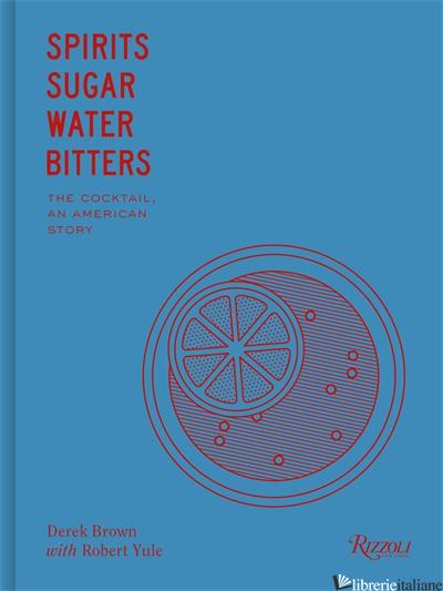 Spirits Sugar Water Bitters - Brown, Derek