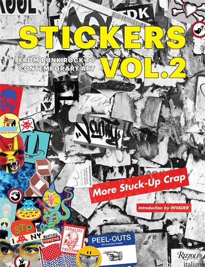 Stickers Vol. 2 - Burkeman, DB