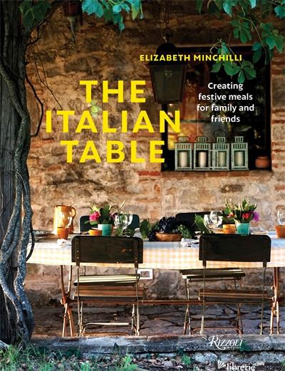 Italian Table - Minchilli, Elizabeth