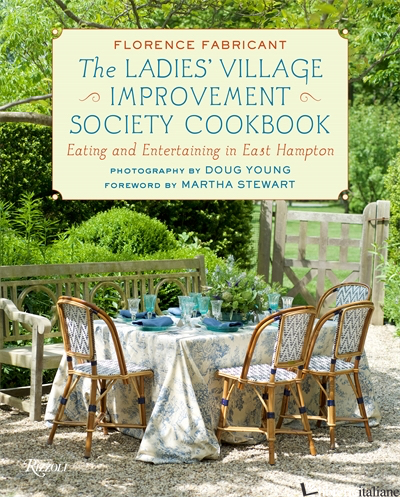 The Ladies' Village Improvement Society Cookbook - Florence Fabricant