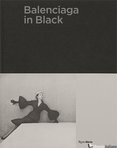 Balenciaga in Black - Saillard