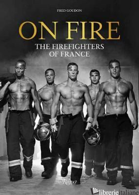 On Fire - Photographed by Fred Goudon