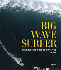 Big Wave Surfer - Lenny, Kai