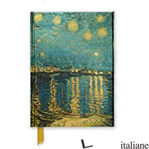 Van Gogh: Starry Night over the Rhone - FLAME TREE