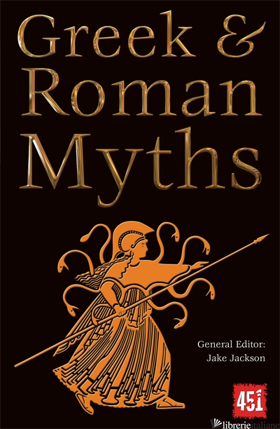 Greek & Roman Myths - FLAME TREE