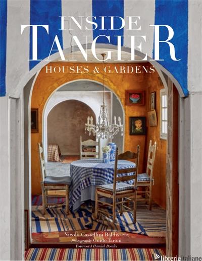Inside Tangier - Castelli Baldissera Nicolo