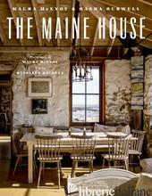 The Maine House - McEvoy, Maura