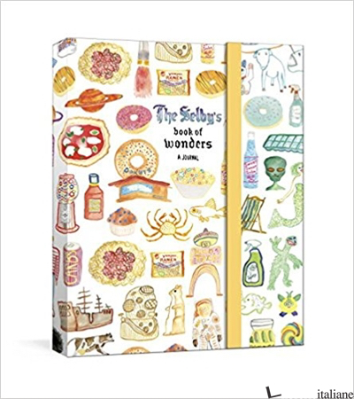 Selby's Book of Wonders - Todd