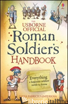 ROMAN SOLDIER'S HANDBOOK - Aa.Vv