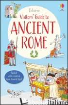 VISTORS' GUIDE TO ANCIENT ROME - SIMS LESLEY