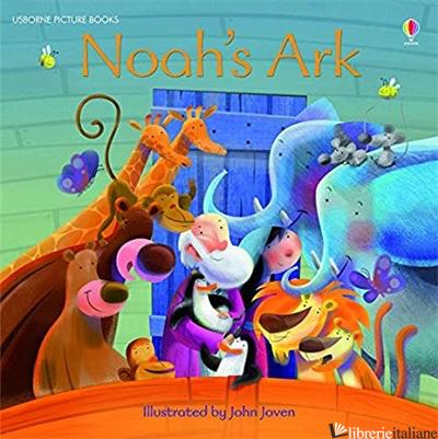 Picture Book: Noah's Ark - ROB LLOYD JONES