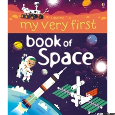 My Very First Space Book -
