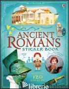 ANCIENT ROMANS STICKER BOOK - Aa.Vv