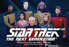 STAR TREK: THE NEXT GENERATION 365 - BLOCK