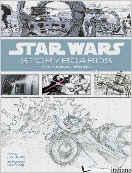 STAR WARS STORYBOARDS: The Prequel Trilogy - RINZLER