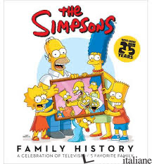 THE SIMPSONS FAMILY HISTORY - GROENING