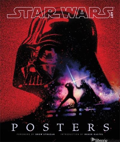 STAR WARS ART POSTERS - LUCASFILM LTD