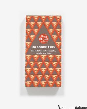 SHORT STACK 30 BOOKMARKS - NICK FAUCHALD