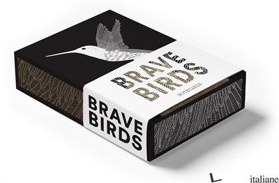 Brave Birds Notecards - Maude White