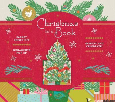 Christmas in a Book (UpLifting Editions) - Noterie, illustrated by Allie Runnion