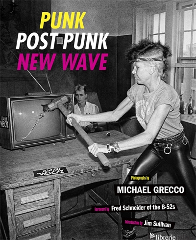 Punk, Post Punk, New Wave: Onstage, Backstage, In Your Face, 1978-1991 - Aa.Vv