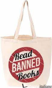 READ BANNED BOOKS TOTE - Aa.Vv