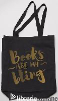 Books Are My Bling (Black) - Aa.Vv