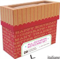 All-Occasion Notecard Set - TWO TRICK PONY