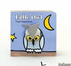 LITTLE OWL FINGER PUPPET BOOK - IMAGEBOOKS
