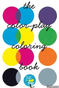 MoMA Color Coloring Book - MUSEUM OF MODERN ART