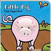 LITTLE PIG FINGER PUPPET BOOK - IMAGEBOOKS